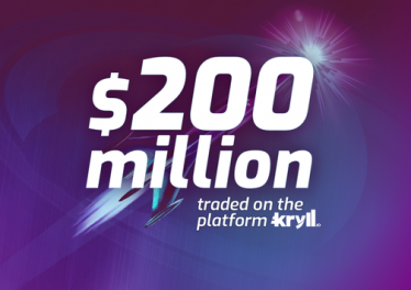 Kryll pasa el nivel de 200 millones de dólares negociados a través de sus trading bots Bitcoin