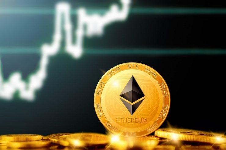 El precio Ethereum en aumento, el CEO de Bitmex revela su target para el precio ETH