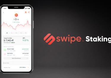 Swipe staking (SXP) llega a Binance