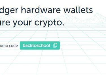 Nueva promoción del 20% en carteras cripto Ledger Nano X y Ledger Nano S