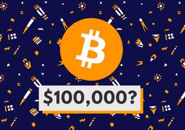 El precio Bitcoin BTC en camino a $100,000 según el último informe de Bloomberg
