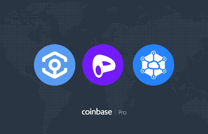 Ankr (ANKR), Curve DAO Token (CRV) y Storj (STORJ) llegarán a Coinbase