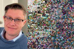 Para el artista cripto Beeple, las NFT están en una burbuja especulativa